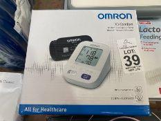 OMRON BLOOD PRESSURE MONITOR (WORKING)