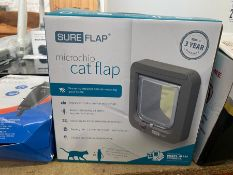 SURE FLAP MICROCHIP CAT FLAP