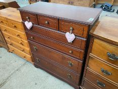 TALL 7 DRAWER CHEST