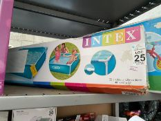 INTEX KIDS PADDLING POOL