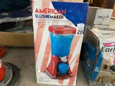 AMERICAN SLUSHIE MAKER