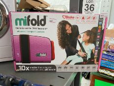 MIFOLD CHILD CAR RESTRAINT