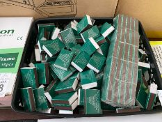 BASKET OF SAFETY MATCHES