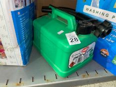 NEW 5L PETROL CAN