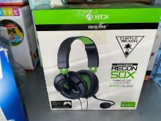 XBOX ONE TURTLE BEACH GAMING HEADSET