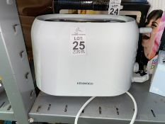 KENWOOD 2 SLICE TOASTER (WORKING)