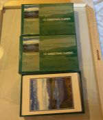 """2 X BOXES OF 12 GREETING CARDS """"IMAGES OF IRELAND"""""""