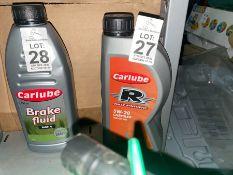 CARLUBE TRIPLE R FULLY SYNTHETIC MOTOR OIL (5W-20 CHRYSLER)