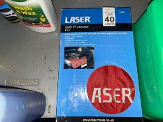 LASER GRILL PROTECTOR - RED 5109