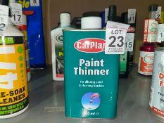 CARPLAN PAINT THINNER (500ML)