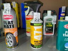 BIOCLEAN PRE-SOAK CLEANER FOR HI-VIS CLOTHING