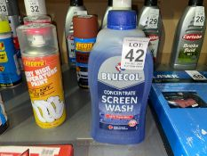 BLUECOL CONCENTRATE SCREEN WASH