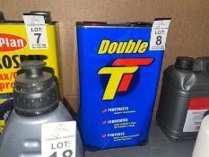 5L DOUBLE TT LUBRICANT