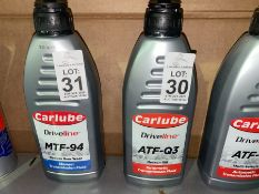 CARLUBE DRIVELINE ATF-Q3 AUTOMATIC TRANSMISSION FLUID
