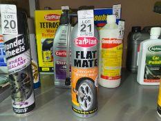 CARPLAN FLAT MATE EMERGENCY PUNCTURE REPAIR SPRAY