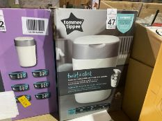 TOMMEE TIPPEE TWIST AND CLICK NAPPY SYSTEM