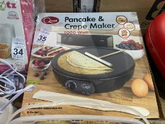QUEST PANCAKE AND CREPE MAKER