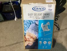 GRACO BABY DELIGHT SWING