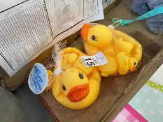2 BATH DUCK SETS