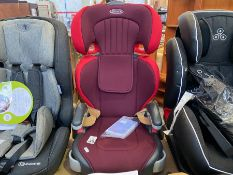 GRACO EX DISPLAY CHILDS CAR SEAT