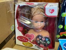 PRINCESS CORALIE STYLING TOY