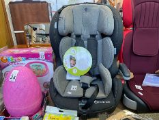 KINDERKRAFT EX DISPLAY BABY CAR SEAT
