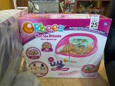 ORBEEZ FUN FOOT SPA