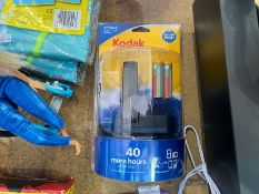 KODAK PORTABLE CHARGER (NEW)