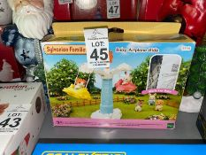 SYLVANIAN FAMILIES BABY AIRPLANE RIDE TOY