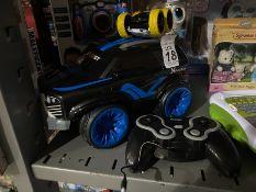 EXOST REMOTE CONTROL CAR