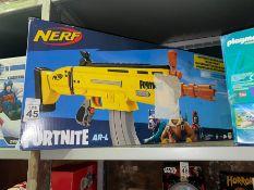 NERF FORTNITE DART GUN