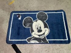 NEW MICKEY MOUSE DOOR MAT