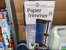 PRECISION A4 PAPER TRIMMER