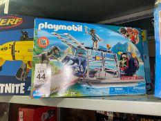 PLAYMOBIL 60 PIECE DINOSAUR TOY
