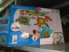 """TINY LOVE """"INTO THE FOREST"""" TOY SET"""