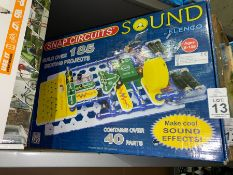 SNAP CIRCUITS SOUND TOY
