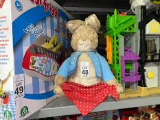 PETER RABBIT BATTERY TOY
