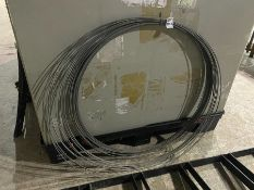 PART ROLL OF BULL WIRE