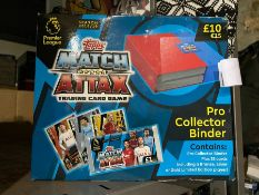 TOPPS MATCH ATTACK TRADING CARD GAME