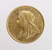 Sovereign 1896M GVF
