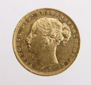 Sovereign 1882M GVF