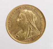 Sovereign 1894M GVF
