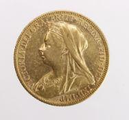 Sovereign 1899M GVF