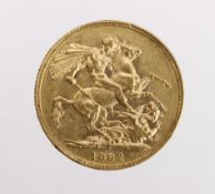 Sovereign 1882S GVF