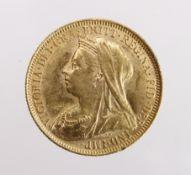 Sovereign 1893 GVF