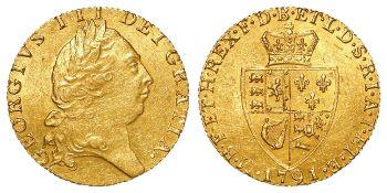 Guinea 1791 EF