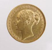 Sovereign 1871 GVF