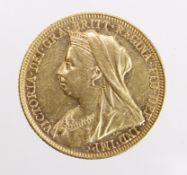 Sovereign 1897M GVF