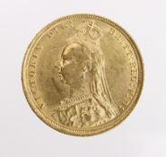 Sovereign 1889S GVF