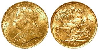 Sovereign 1899 GEF